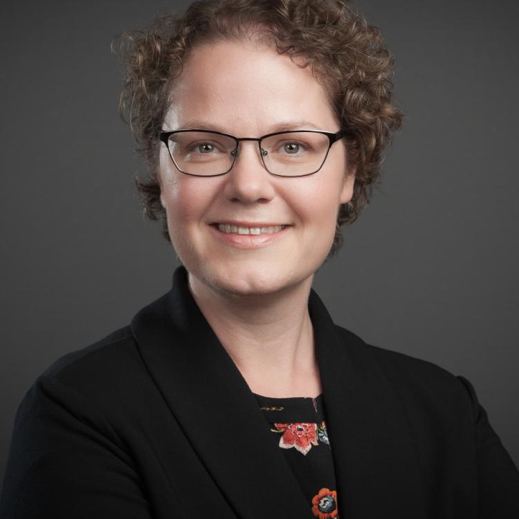 Dr.  Laura Gaudet
